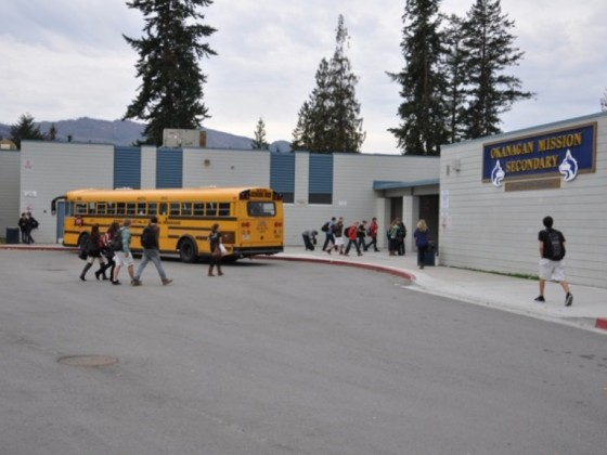 TREFF / Okanagan Mission Secondary School