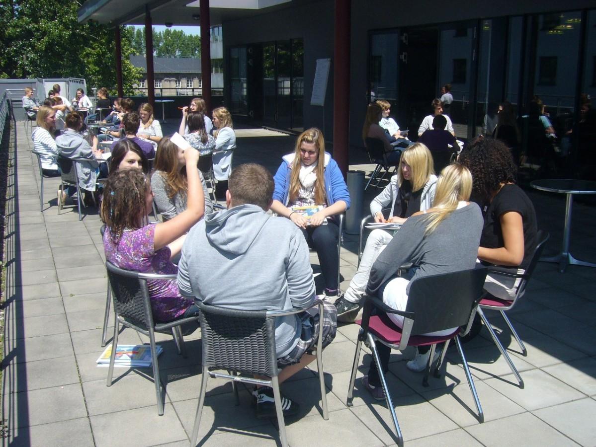 TREFF / Vorbereitungsseminar Sommer 2011