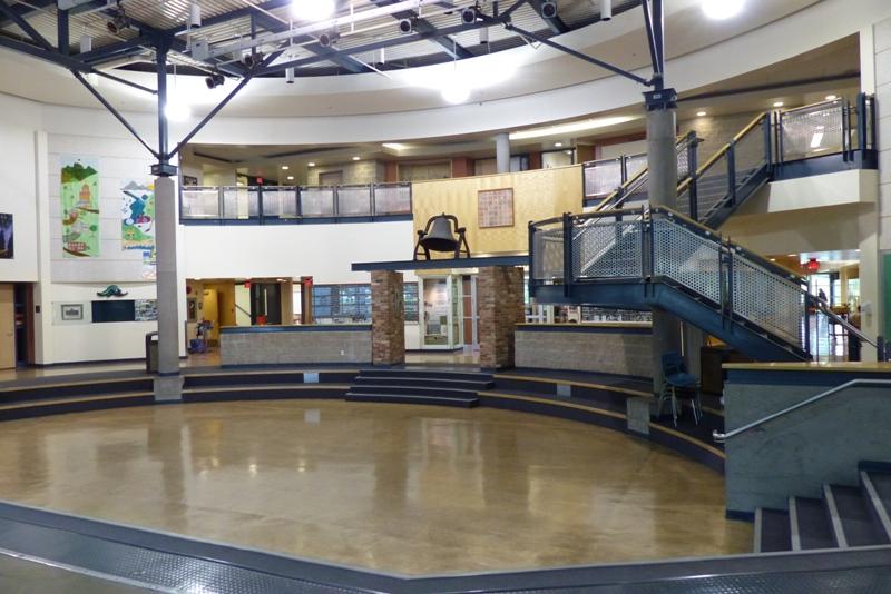 TREFF / Fernie Secondary School