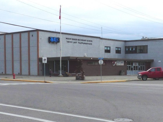 TREFF / Mount Baker Secondary School