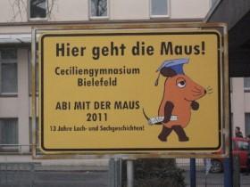 Bielefeld - JUBi - Die Jugendbildungsmesse am 11. Februar im Ceciliengymnasium