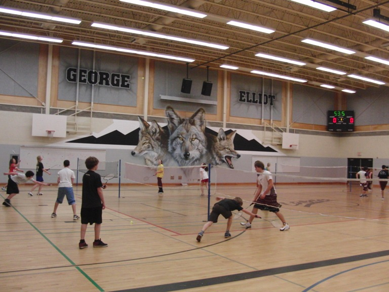 TREFF / George Elliot Secondary School