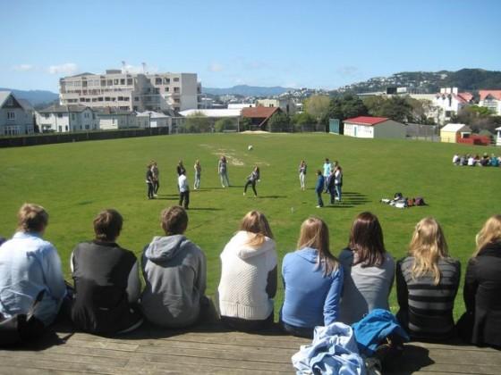 Vorbereitungskurs in Neuseeland