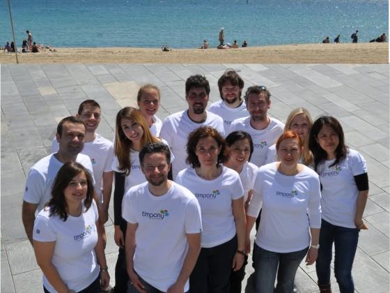 Timpany team