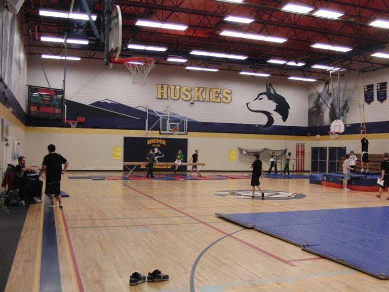 TREFF / Okanagan Mission Secondary School