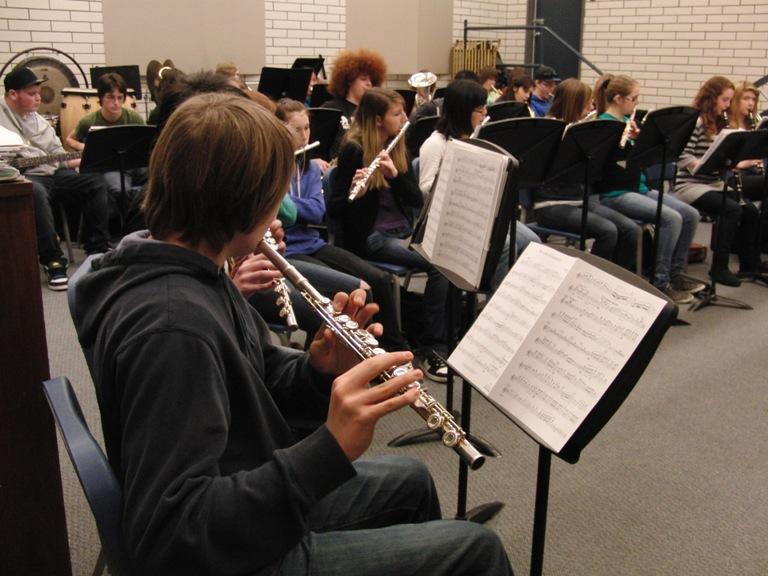 TREFF / Rutrland Senior Secondary School
