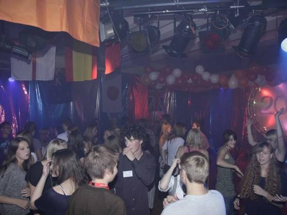 Welcome Back Party 2011 in Köln team! Sprachen und Reisen