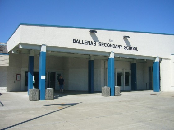 TREFF / Ballenas Secondary School