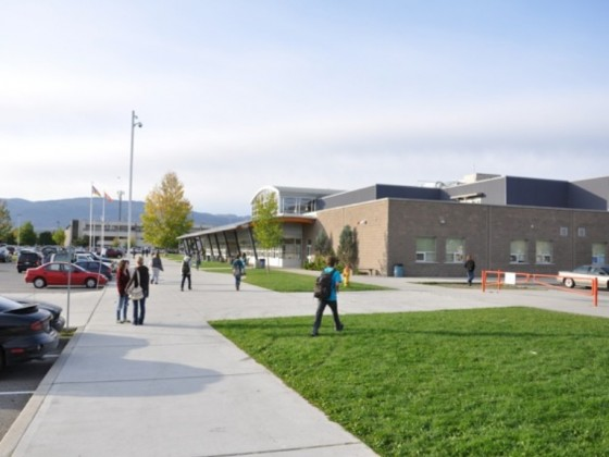 TREFF / Kelowna Secondary School
