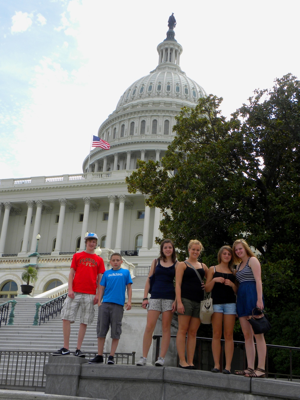 TREFF / Washington Tour Sommer 2011