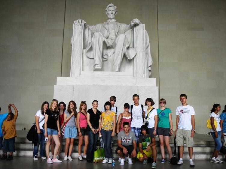 TREFF Sightseeing Tour in Washington DC
