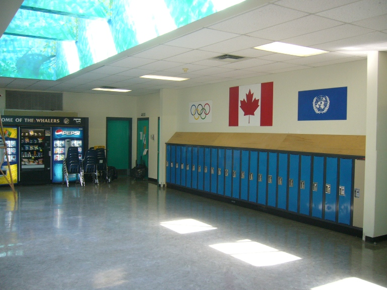 TREFF / Ballenas Secondary School