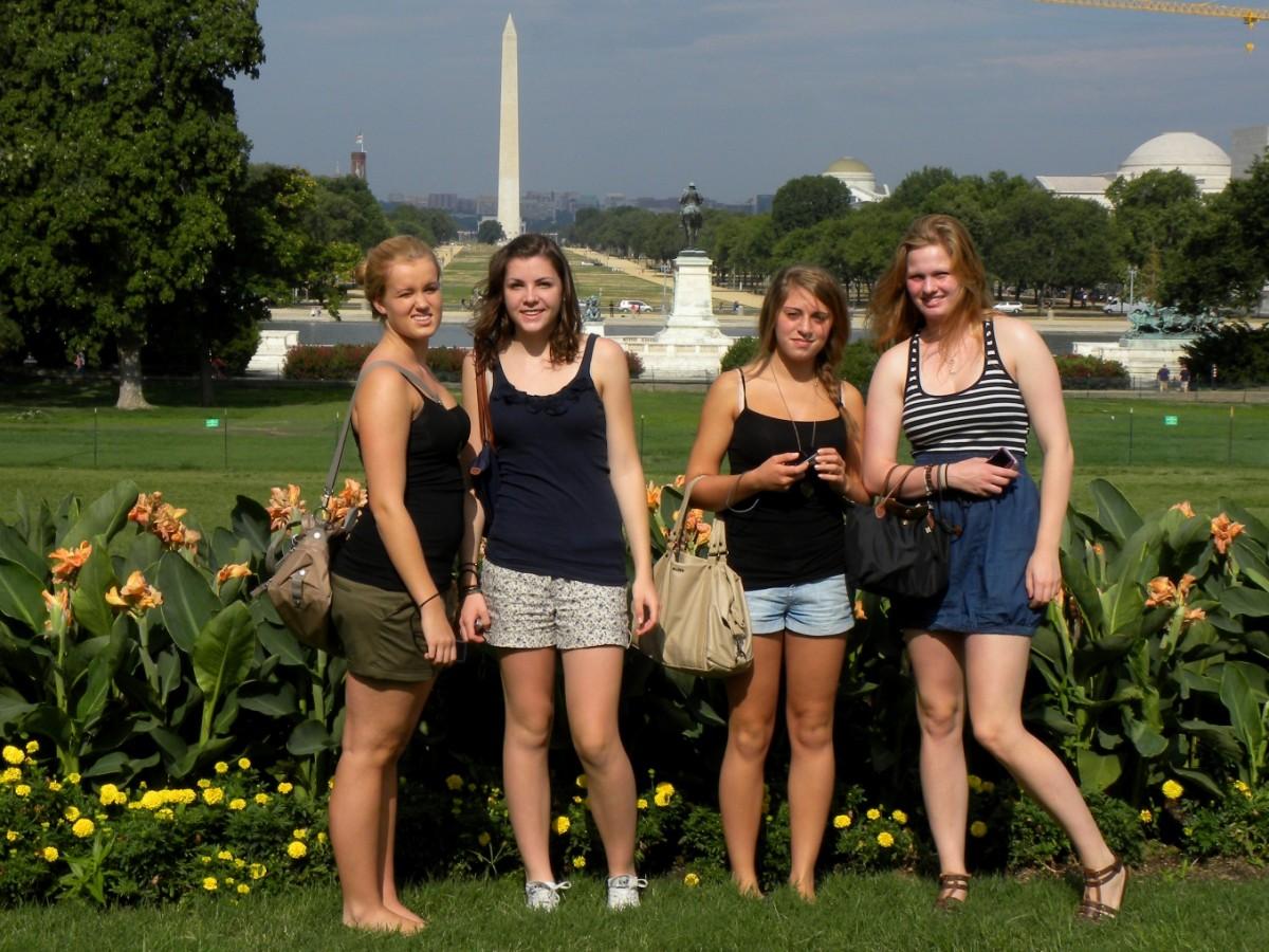 TREFF / Washington Tour Sommer 2011