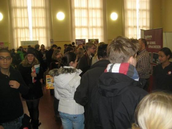 JUBi Berlin - Schüleraustausch